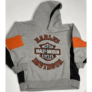 Harley Davidson Sweatshirt Hoodie Youth